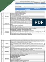 Lista de Chequeo Bioseguridad