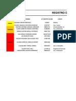 Registro Para Aplicar Baterias