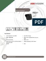 Especificaciones DS-2CV1021G0-IDW1