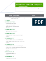 SchneiderElectric AltivarProcess ATV9xx DTM Library v2.2.1 ReleaseNotes
