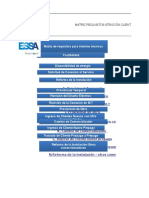 Matriz Requisitos Técnicos Portal Web