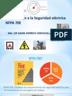 2. Presentación Seguridad Eléctrica NFPA 70E