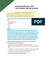 Examen Final Práctico CCNA4