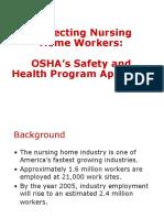 Nursing Home Workers