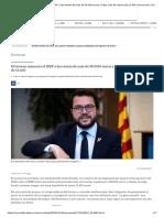 El Govern Aumenta El IRPF a Las Rentas de Más de 90.000 Euros y Baja a Las de Menos de 12.450 _ Economía _ Cinco Días