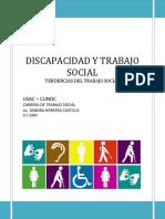 Trabajo Social y Discapacidad