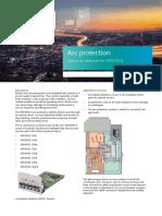 Arc Protection V2 profile