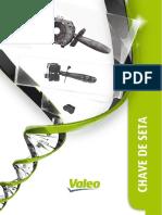 Valeo Catalogo Aplicação Chaves de Seta 2019