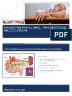 Pancreatitis Por Alcohol - presentacion