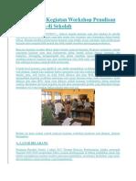 Toh Proposal Kegiatan Workshop Penulisan Soal Ulangan Di Sekolah