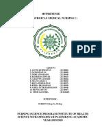 Hypertensions (English) Klmpk 1