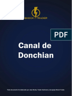 Estratégia Canais de Donchian Renko