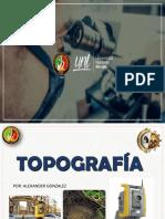 1.- TOPOGRAFIA