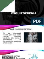 Esquizofrenia mafer