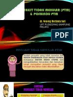 Penyakit Tidak Menular (Ptm) & Posbindu