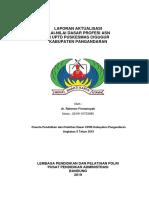 LAPORAN AKTUALISASI - RAHMAN FIRMANSYAH Nosis 2019110733085 Ton C revisi 1.doc