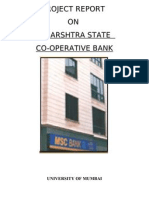 Project of Mah St. Co Op Bank 4 Pages
