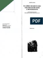 271776967 169986229 Abate Julio Il Libro Segreto Dei Grandi Esorcismi e Benedizioni PDF