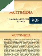 Características de La Multimedia
