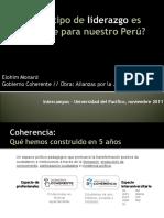 Coherencia Intercampus 2010