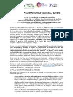 Correos electrónicos BoletÃn Feria laboral Bilingue