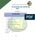 Universidad Nacional de Huancavelica Grupo