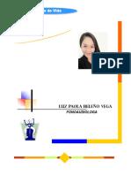 HOJA DE VIDA  luz paola 2018