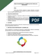 Ps-bc-01 Programa de Mantención Y-o Reemplazo de Vehículos, Maquinaria v00
