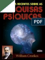 William Ckokes - Discursos Recentes sobre as Pesquisas Psíquicas.pdf
