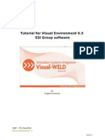 Tutorial for Visual Environment 777