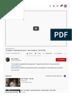 (22) Te Respiro - Derroche de Amor - Alex Campos - 2015 (HD). - YouTube