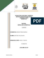 Cuencas - Hidrologia Superficial