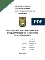 Avance 1 a. Mercados PDF