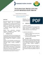 Articulo Protecciones Electricas