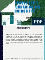 PROTOCOLO FTP Y CONFIGURACIÓN DEL SERVIDOR FTP
