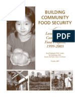 Building Community Food Security