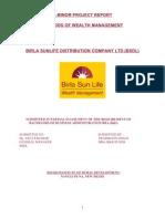 Birla Sun Life Distribution Company Ltd