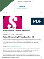 Aplikasi Simontok Apk Untuk Download 2.0 -199apk