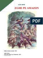 Jules Verne - 800 de Leghe Pe Amazon