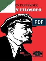 Pannekoek Lenin Filósofo