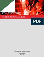 Manual Fortinet