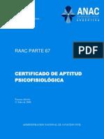 Boletín_Oficial_2.010-11-25-Administración_Nacional_de_Aviación_Civil-Resolución_980_2.010-Anexo_07-RAAC_Parte_67-Certificado_de_aptitud_psicofisiológica