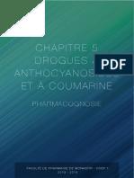 Drogues à Anthocyanosides Et à Coumarines