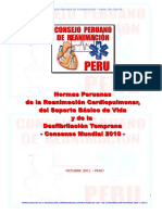 NORMASPERUANAS2010RCPBPEDIATRICOJVR III