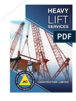 Jad - Heavy Lift Services