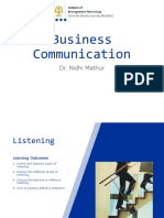 Chapter 3 - Listening - Economic Enviroment of Business.ppt