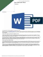 PC ACTUAL - Tres Trucos Muy Útiles Para Microsoft Word