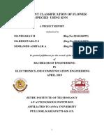 Classification of flower species Final.pdf