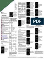 Integra 1630 Digital Meter Manual