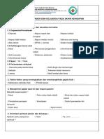 FORM Asessmen awal dan ulang tahap terminal